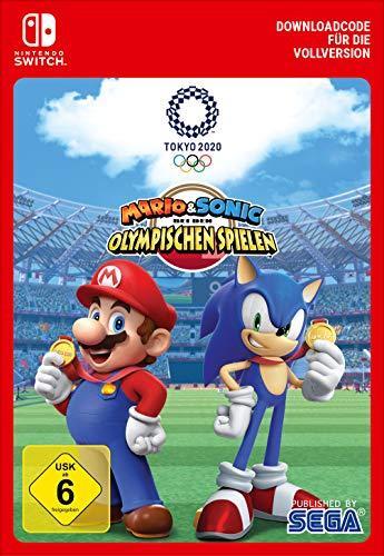 Mario & Sonic bei den Olympischen Spielen: Tokyo 2020 | Nintendo Switch - Download Code