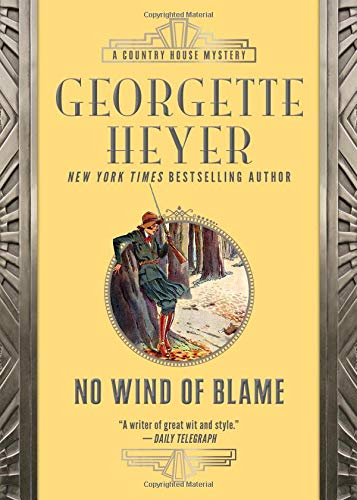 No Wind of Blame (Country House Mysteries)