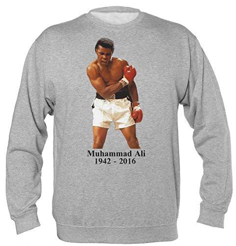 Ali RIP 1942-2016 Unisex Sweatshirt XX-Large