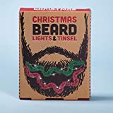 Fizz Creations Beard Lights & Tinsel Set