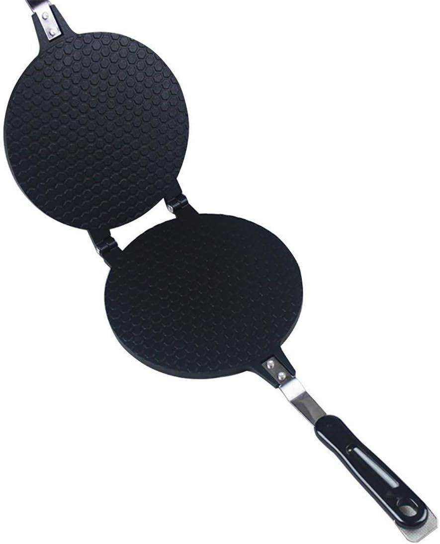 KEHUASHINA Waffle Maker Crispy Omelette Mode Roll Omelet 新作からSALEアイテム等お得な商品満載 Egg 購入 Pan