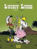 Lucky Luke - Intégrales - tome 24 - Lucky Luke Intégrale T24 de Goscinny