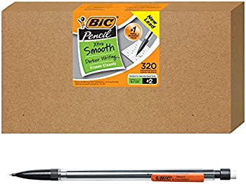 320-Count BIC Xtra-Smooth Mechanical Pencil