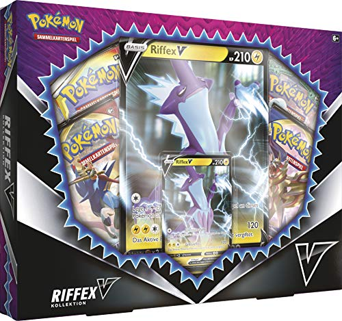 Unbekannt Pokemon - Riffex-V Box - Deutsch