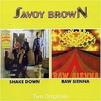 Shake Down/Raw Sienna