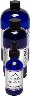 Vitamin K1 Liquid – Alcohol-Free Oral Vitamin K1 Drops - Liquid Vitamin K for Skin, Bones & Blood Health – Vegan, Non-GMO ...