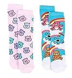 TruffleShuffle 2pk Care Bears Socks