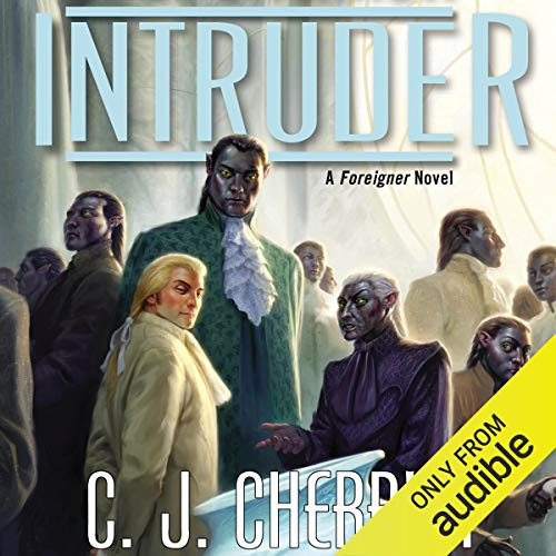 Couverture de Intruder