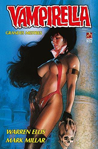 Vampirella. Grandes Mestres