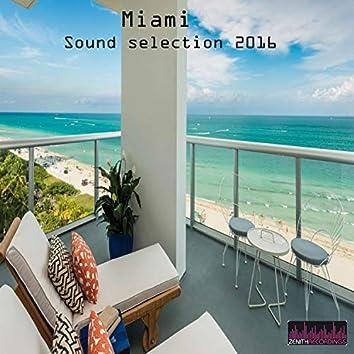 Miami  Sound Selection 2016