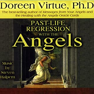 Past-Life Regression with the Angels cover art