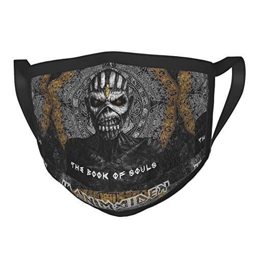 Arena Iron Maiden Waschbare Wiederverwendbare Gesichtsmundabdeckung Hals Gamasche Bandana Schal Anti Staub Sturmhaube Sonnenschutz