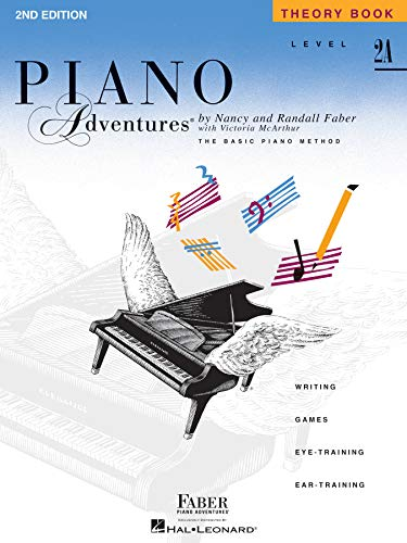 Piano Adventures : Level 2A - Theory Book