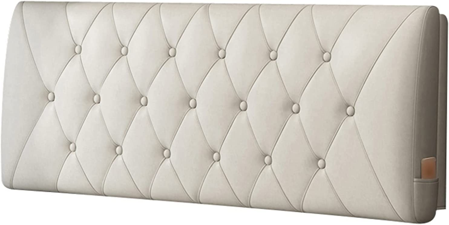 CYLJY-kd HJWMM lowest price Headboard Bedside Lumbar Sup Cushion Upholstered service