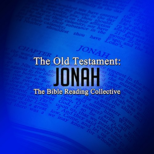 The Old Testament: Jonah audiobook cover art