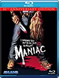 Buy Maniac (30th Anniversary Edition) [Blu-ray] at Amazon.com