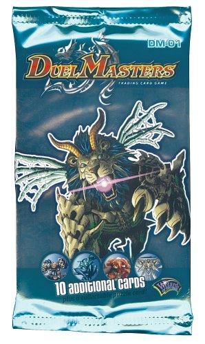 1 (0Ne) Duel Masters Jeu de Cartes Booster Pack Dm-01 [Toy]