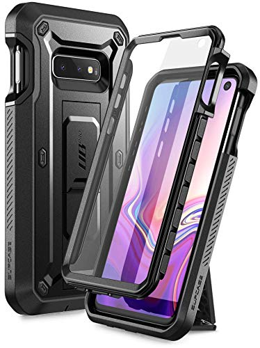 SUPCASE Unicorn Beetle Pro - Best Galaxy S10E Kickstand Case