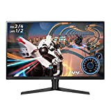 LG 32GK650G-B 32' QHD Gaming Monitor with 144Hz Refresh Rate and...