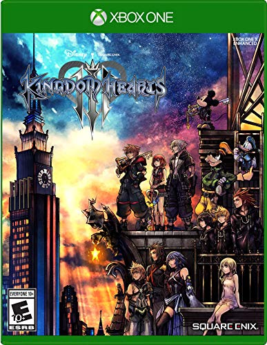 Kingdom Hearts III – Xbox One – Standard Edition