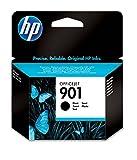 HP 901 CC653AE pack de 1, cartouche d'encre d'origine, imprimantes HP OfficeJet, noir