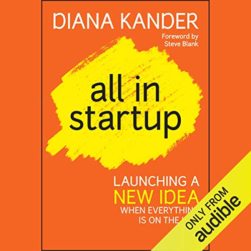 Couverture de All In Startup