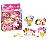Aqua Beads Art Hello Kitty Sweets Set (AQ-48) (japan import)