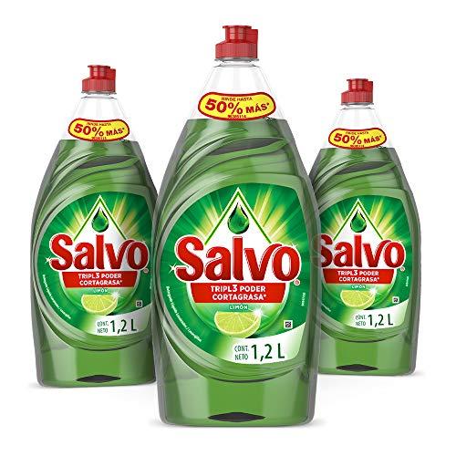 lavavajillas líquido maquina fabricante Salvo