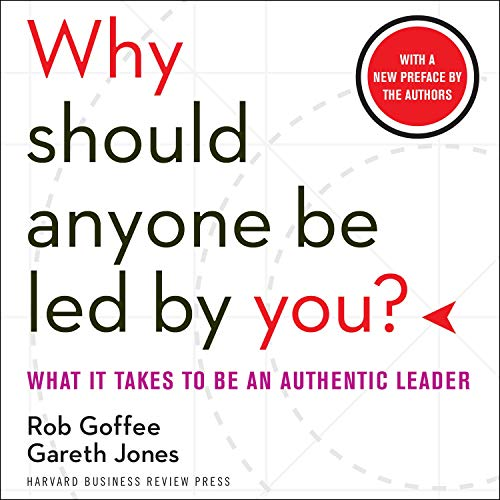 Why Should Anyone Be Led by You? cover art