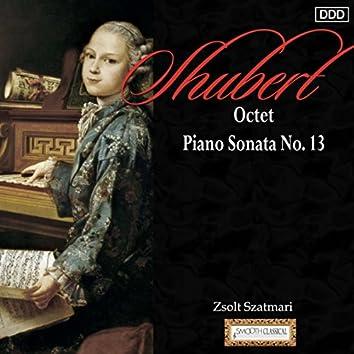 Schubert: Octet - Piano Sonata No. 13