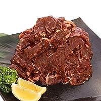 加茂川 牛サガリ 味付 1kg 焼肉 BBQ キャンプ