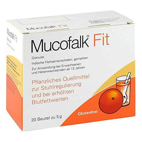 Mucofalk fit Granulatbeutel, 20 St.