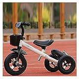Triciclo Bebe Los niños Triciclo Y Balance de Bicicletas, Regalo Seguro Multifuncional Triciclo for niños de 3-6 años (Color : 11)