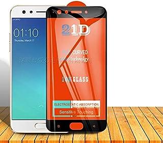 واقيات شاشة الهاتف - 21D الهاتف المحمول من الزجاج المقسى طبقة حماية كاملة منحنية لهاتف OPPO K1 K3 K5 K7 F1S F3 F3Plus F5 F...