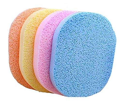 Tb_koop Esponjas faciales limpieza - Celulosa - Para