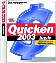 Quicken 2003 Basic
