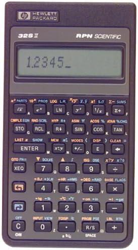 Super sale HP 32Sii Calculator Scientific San Francisco Mall
