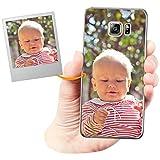 Coverpersonalizzate.it Coque Personnalisable pour Samsung Galaxy S6 Edge Plus avec ta Photo, Image...