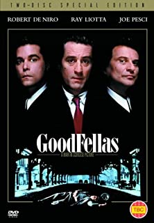 Goodfellas (2 Disc Special Edition) [1990] [DVD] (B0002W12K8)   Amazon price tracker / tracking, Amazon price history charts, Amazon price watches, Amazon price drop alerts