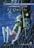 Nuevo Sueña: El Quijote: El Quijote + CD (Lecturas - Audio Clásicos adaptados - Nivel Superior)