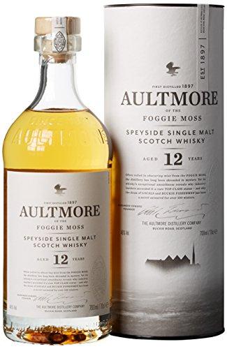 Aultmore Single Malt Whisky 12 Jahre (1 x 0.7 l)