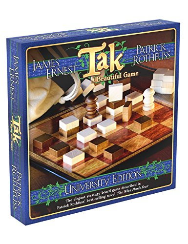Tak A Beautiful Game University Edition - English