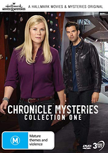 Chronicle Mysteries - 3 Film Collection One (Recovered/The Wrong Man/Vines That Bind)