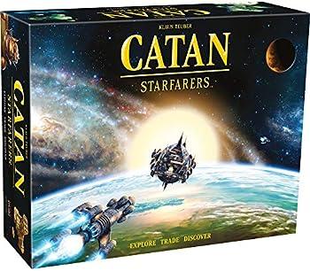 Catan: Starfarers: Second Edition Board Game