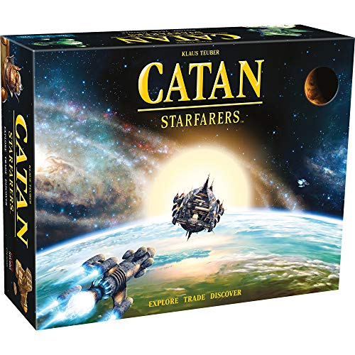 CATAN Starfarers - English