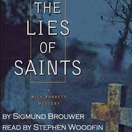 The Lies of Saints audiobook cover art