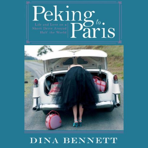 Peking to Paris audiobook cover art