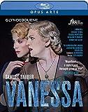 Samuel Barber: Vanessa [Blu-Ray]