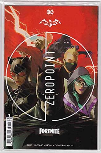 Batman Fortnite Zero Point #1 (2021) 1st Print