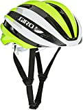 Giro Synthe - Casco, Blanco (White/Highlight Yellow), S (51-55 cm)
